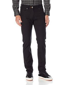 Lee Men's Modern Series Slim-Fit Tapered-Leg Jean, Black, 32