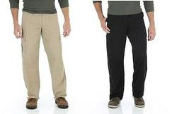 New Wrangler Big Men's Cargo Pants All Sizes Two Colors