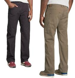 New Men's prAna Bronson 5-Pocket Pants Organic Cotton Canvas