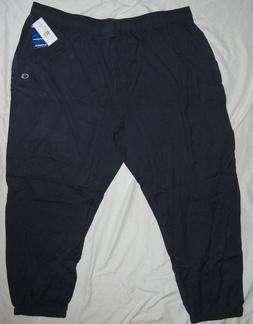 NEW! Champion Mens Big & Tall Jogger Sweatpants/Lounge Pants
