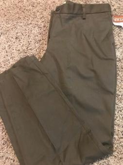 Dockers NEW Mens Size 32x30 Olive Green Chino Stretch Athlet