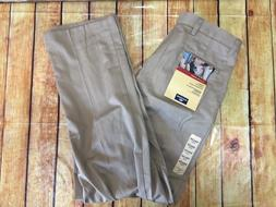 New Dockers Original Khaki Pants Beige Mens 34 X 34 Pleated