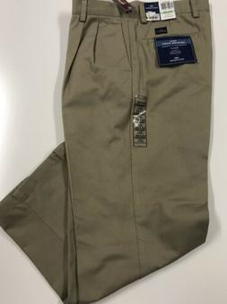 new DOCKERS Original Khaki Pants Men's 34 x 29 Cotton - Plea