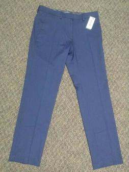 NEW Kenneth Cole REACTION Shadow Check Stretch Slim Fit Pant