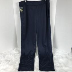 NEW C9 CHAMPION Training Pants Polyester Duo Dry Pull On Nav