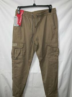 New With Tag Unionbay Men's Khakis Stretch Jogger Fit Pant R