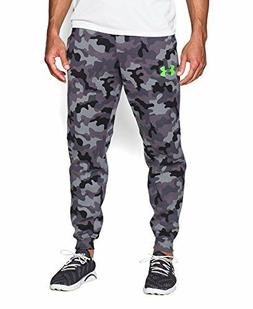 New With Tags Men's Under Armour Camo Gym Muscle Jogger Pant