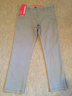 New UnionBay Young Men's Pants Color Grey Goose 34W L30 $55