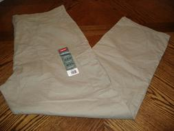 NWT Men's Wrangler Legacy Cargo Twill Pant Relaxed Fit Size