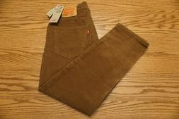 nwt men s levi corduroy pants 502