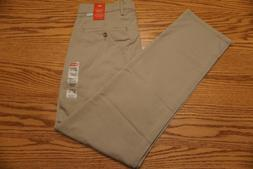 NWT MEN'S LEVI STRAIGHT CHINO PANTS Multiple Sizes Below Wai