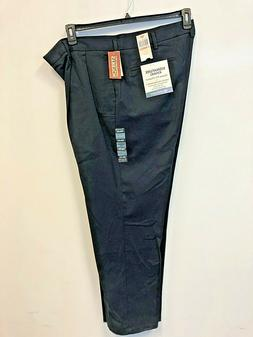 NWT Dockers Men's Navy Blue 40 X 32 Classic Fit Pleated Stre