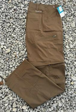 NWT Columbia Men's Silver Ridge Stretch Convertible Pants Ma