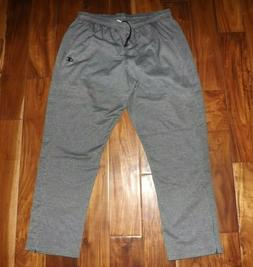 NWT Mens CHAMPION Gray Straight Leg Active Stretch Exercise