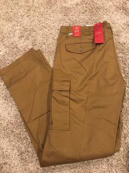 NWT MENS LEVI'S 541 ATHLETIC FIT W/STRETCH CARGO PANTS BIG&T