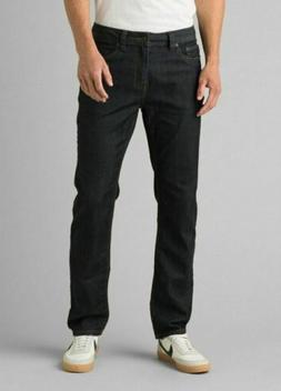 "prAna Men's 32"" Inseam Bridger Jeans, Size 30, Denim"