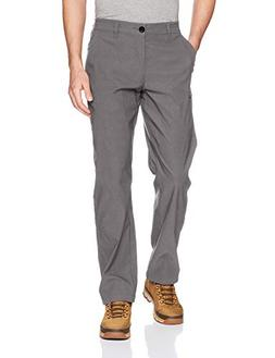 UNIONBAY Men's Lightweight Comfort Waist Travel Tech Chino P