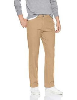 Amazon Essentials Men's Relaxed-Fit Casual Stretch Khaki, Da