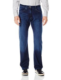 Nautica Men's Relaxed-Fit Ocean Surf Wash Jeans, Ocean Surf