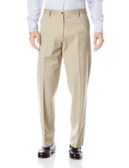 Dockers Men's Relaxed Fit Stretch Signature Khaki Pants D4,