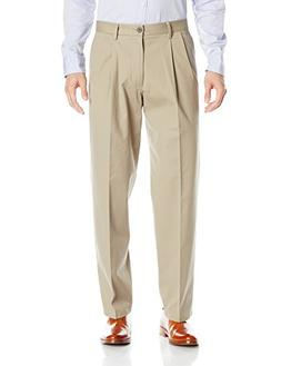 Dockers Men's Relaxed Fit Stretch Signature Khaki Pants - Pl
