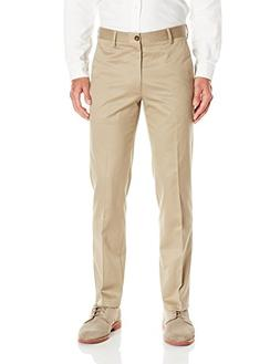 Dockers Men's Slim Fit Signature Khaki Pant D1, British Khak