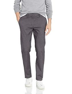 Goodthreads Men's Slim-Fit Stretch Dress Chino Pants, Grey,