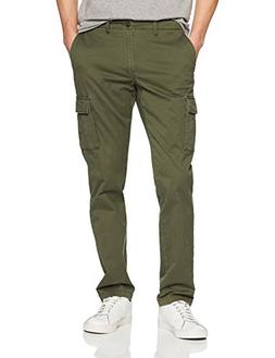 Goodthreads Men's Slim-Fit Vintage Cargo Pant, Deep Depth/Ol