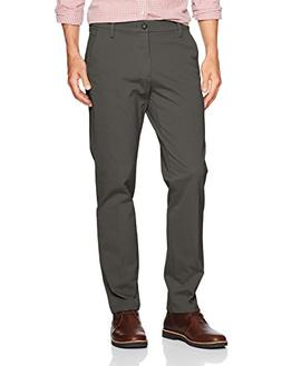 Dockers Men's Slim Tapered Fit Workday Khaki Smart 360 Flex