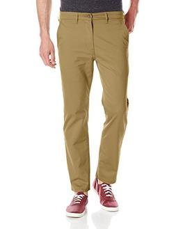 Levi's Men's Straight Chino Pant, Caraway/Stretch Twill, 38W