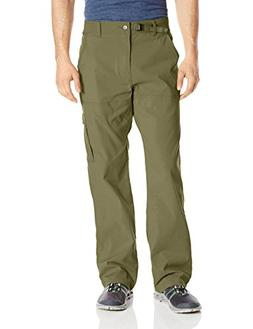 Men's Prana 'Zion' Stretch Hiking Pants, Size 36 x 30 - Gree