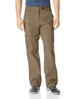 Men's Prana 'Zion' Stretch Hiking Pants, Size 38 x 30 - Brow