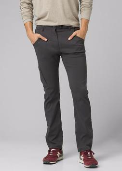 prAna STRETCH ZION PANT STRAIGHT FIT CHARC MEN'S PANTS SIZES