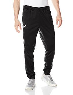 Puma Men's Training Pant, black/White, X-Large