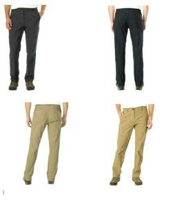 UB)TECH Men's Flex,Comfort Waist Chino Pants--Color&Size::