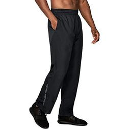 Under Armour Men's Vital Warm-Up Pants, Black /Graphite, XX-