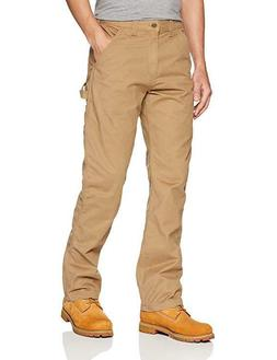 Carhartt Men's Washed Twill Dungaree Relaxed Fit,Field Khaki