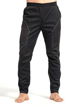 INBIKE Cycling Running Pants Jogger Winter Windproof Long St