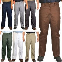 Ben Davis Work Pants Men Original Fit Cotton Blend Heavy Wei