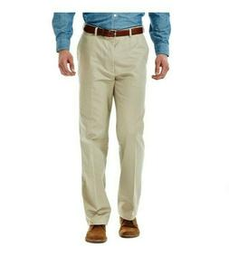 Haggar Men's Work To Weekend Hidden Expandable Waist No Iron
