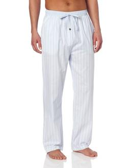 Nautica Men's Woven Atlantic Stripe Pant, Reel Aqua, Medium