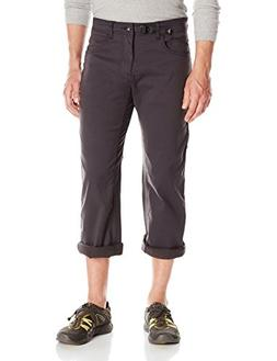 prAna Men's Zioneer Inseam Pants, Charcoal, Size 32